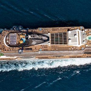 אם אס סי קרוז | Msc Cruises