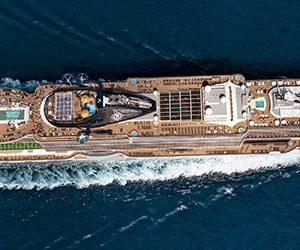 הפלגה מרומא בים התיכון | שייט בים התיכון מרומא | קרוז מרומא
