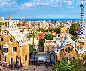 הפלגה מברצלונה לים התיכון