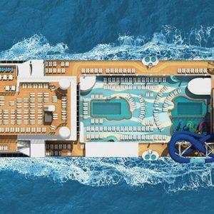 נורוויג'ן קרוז ליין – NCL Norwegian Cruise Line