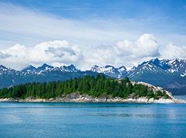 שייט באלסקה