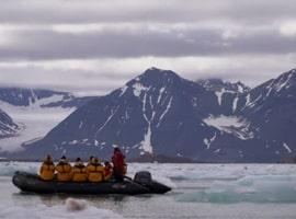 שייט לקוטב הצפוני